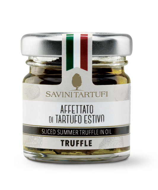 <table class='brwsr2'><tbody><tr><th>Product name</th>   <td class='data fst'>SLICED SUMMER TRUFFLE IN OIL</td></tr><tr><th>capacity</th>     <td class='data fst'>30g</td></tr><tr>       <th>Price</th>       <td class='data fst'>¥2,850</td></tr></tbody></table>