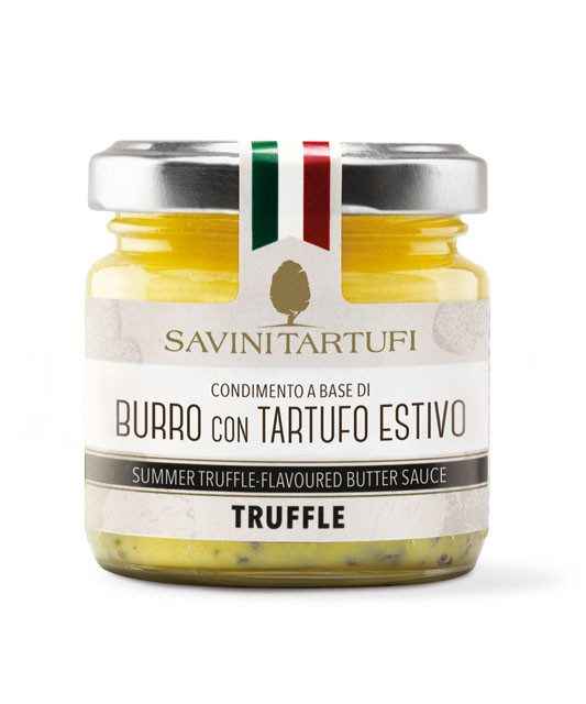 <table class='brwsr2'><tbody><tr><th>Product name</th>   <td class='data fst'>SUMMER TRUFFLE-FLAVOURED BUTTER SAUCE PASTEURIZED(80g)</td></tr><tr><th>capacity</th>     <td class='data fst'>80g</td></tr><tr>       <th>Price</th>       <td class='data fst'>¥2,250</td></tr></tbody></table>