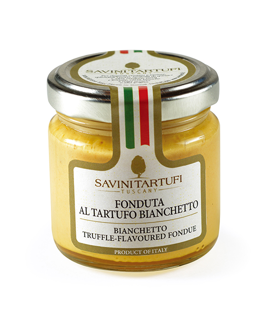 <table class='brwsr2'><tbody><tr><th>Product name</th>   <td class='data fst'>BIANCHETTO TRUFFLE FLAVOURED FONDUE</td></tr><tr><th>capacity</th>     <td class='data fst'>90g</td></tr><tr>       <th>Price</th>       <td class='data fst'>¥2,400</td></tr></tbody></table>