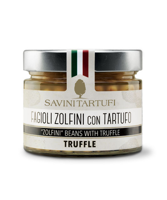 <table class='brwsr2'><tbody><tr><th>Product name</th>   <td class='data fst'>ZOLFINI BEANS WITH TRUFFLE</td></tr><tr><th>capacity</th>     <td class='data fst'>290g</td></tr><tr>       <th>Price</th>       <td class='data fst'>¥2,450</td></tr></tbody></table>