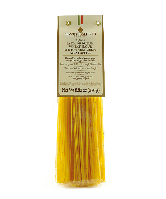 <table class='brwsr2'><tbody><tr><th>Product name</th>   <td class='data fst'>PASTA OF DURUM WHEAT FLOUR WITH WHEAT GERM AND TRUFFLE </td></tr><tr><th>capacity</th>     <td class='data fst'>250g</td></tr><tr>       <th>Price</th>       <td class='data fst'>¥1,556</td></tr></tbody></table>